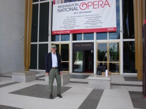 Kennedy Center, May 12